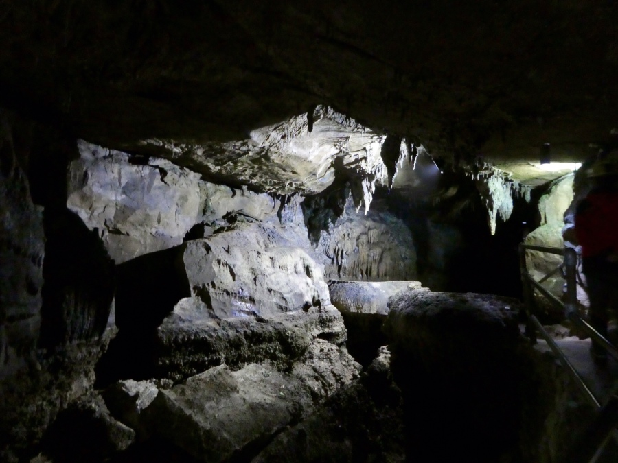 Ingleborough Cave, Clapham