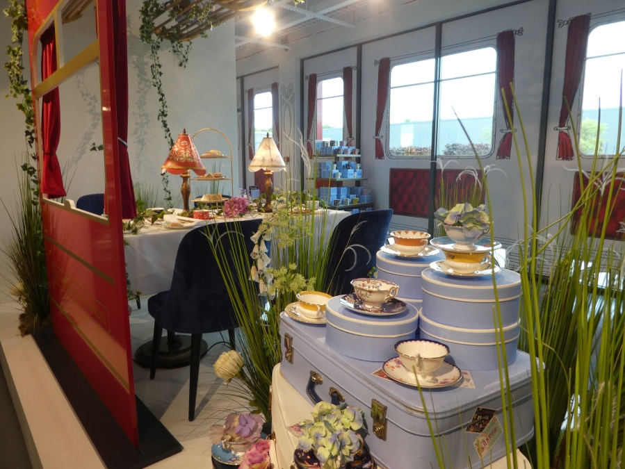 Afternoon Tea at the World of Wedgewood, Stoke-on-Trent