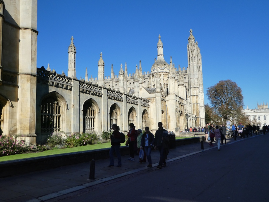 Kings College, Cambridge University