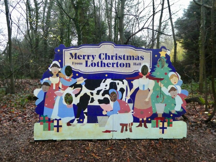 Christmas at Lotherton Hall