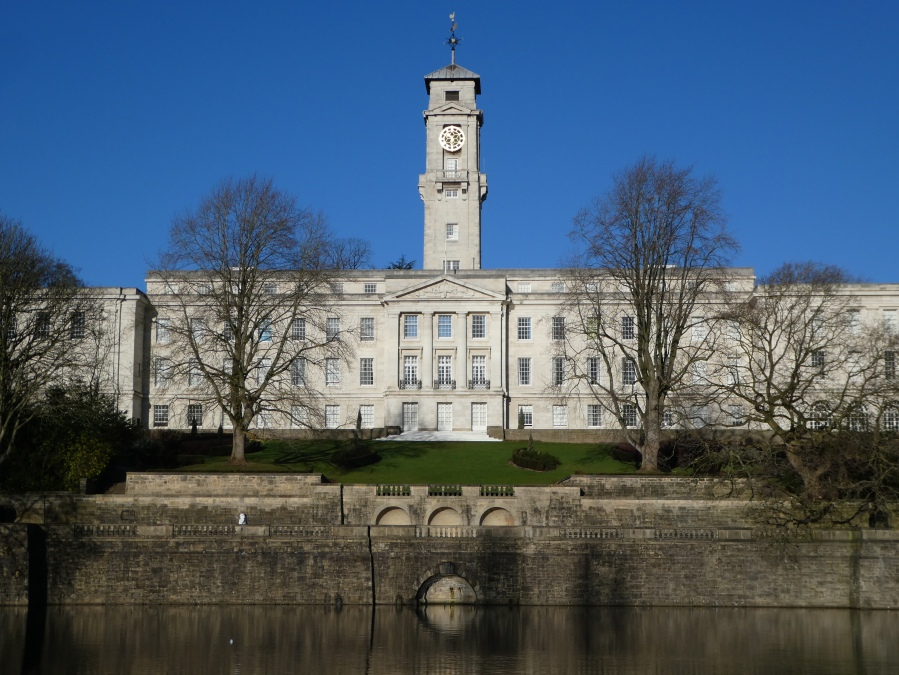 Nottingham University Building