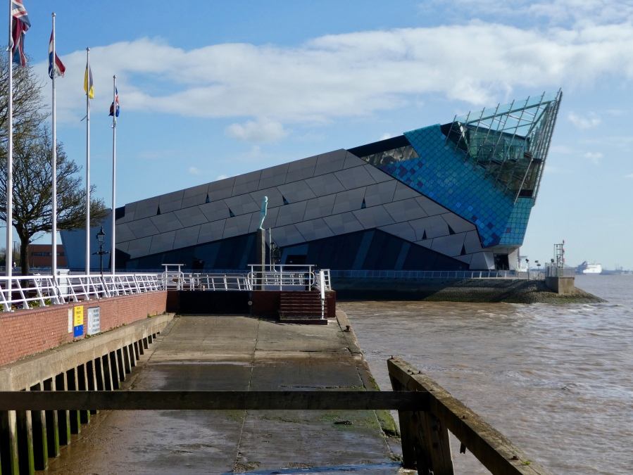 Outside of The Deep, Hull