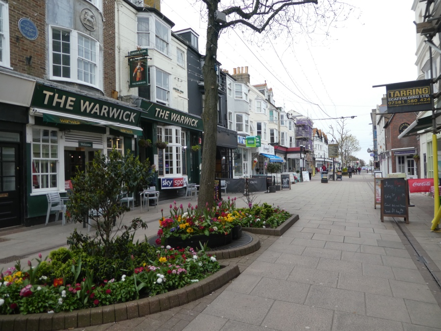 Shops in Worthing