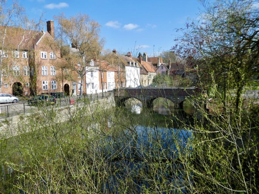River Thames, Abingdon