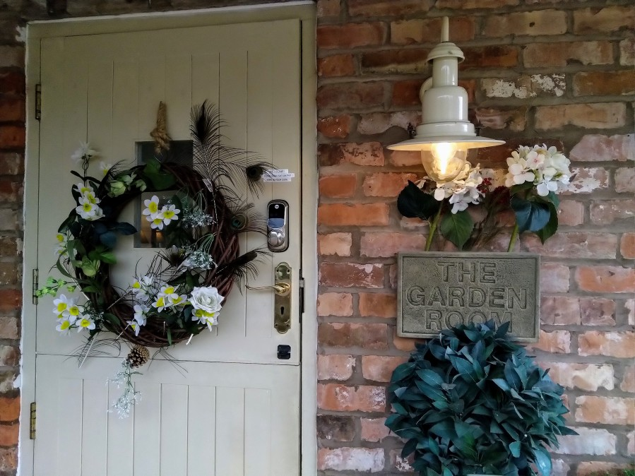 The Garden Room, Cheshire Boutique Barns, Wrenbury