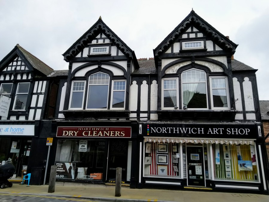 Historic Buildings, Northwich