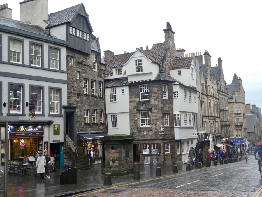 Edinburgh's Royal Mile