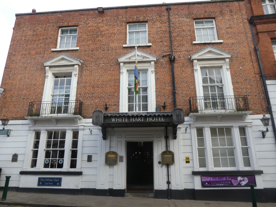 White Hart Hotel, Lincoln
