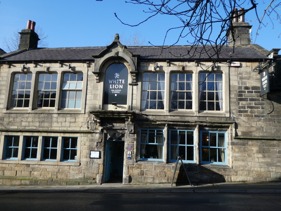 The White Lion Hotel, Hebden Bridge