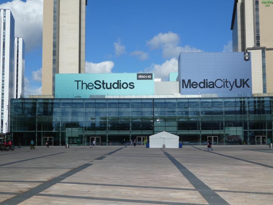 MediaCityUK, Salford Quays
