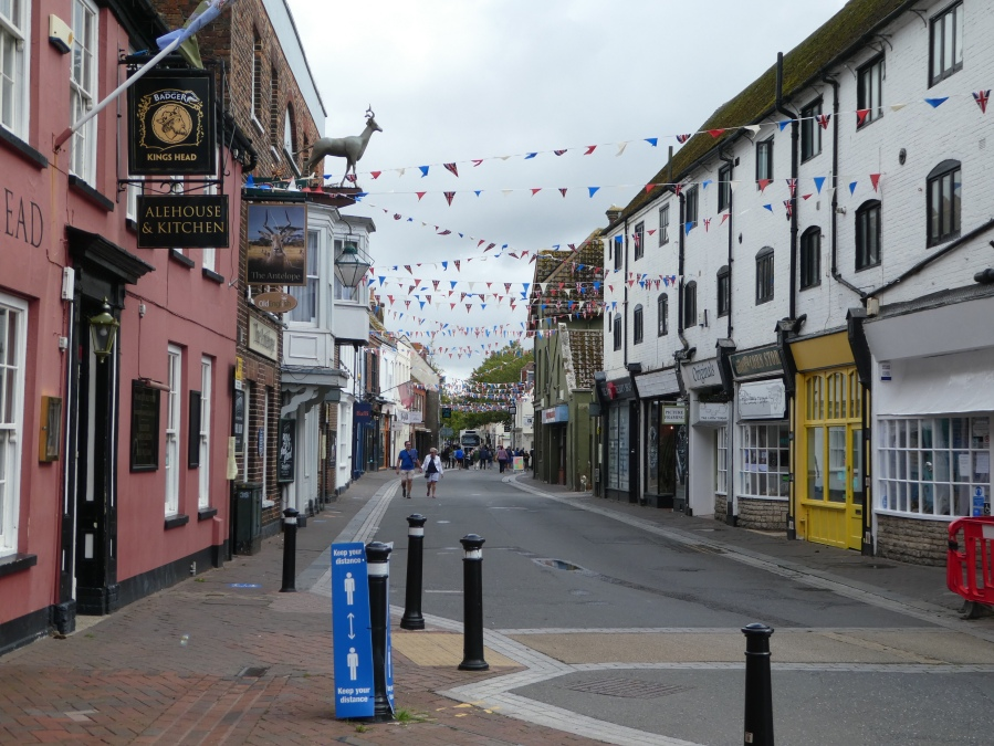 Poole Old Town
