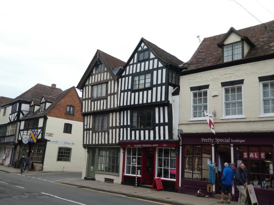 Tewkesbury Hgh Street