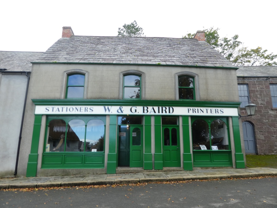 Ulster Folk Museum, Cultra