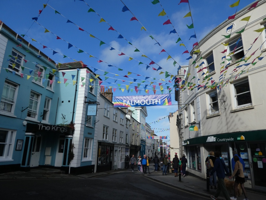 Falmouth High Street