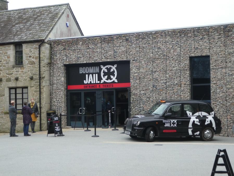 Bodmin Prison, Cornwall