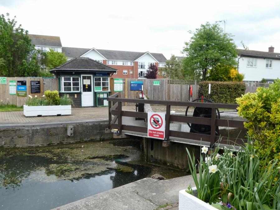 Blakes Lock, Caversham