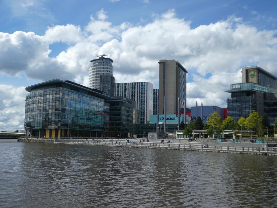 MediaCityUK Manchester