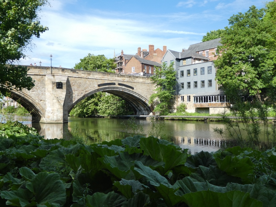 Durham on the River Wear