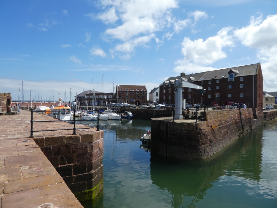 The harbour, North Berwick