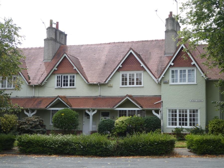 Port Sunlight cottages