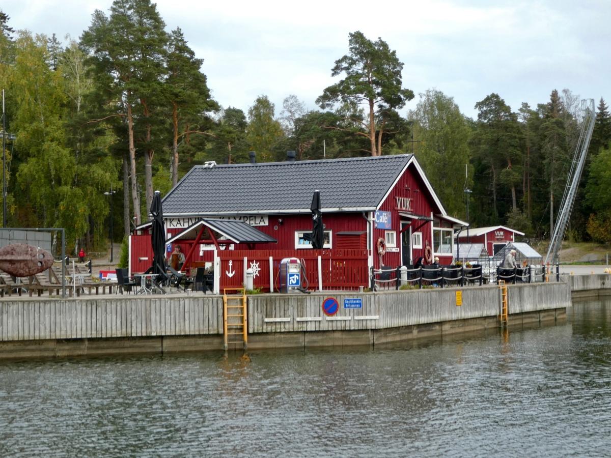 A Guide to Helsinki's Best Seaside Cafes